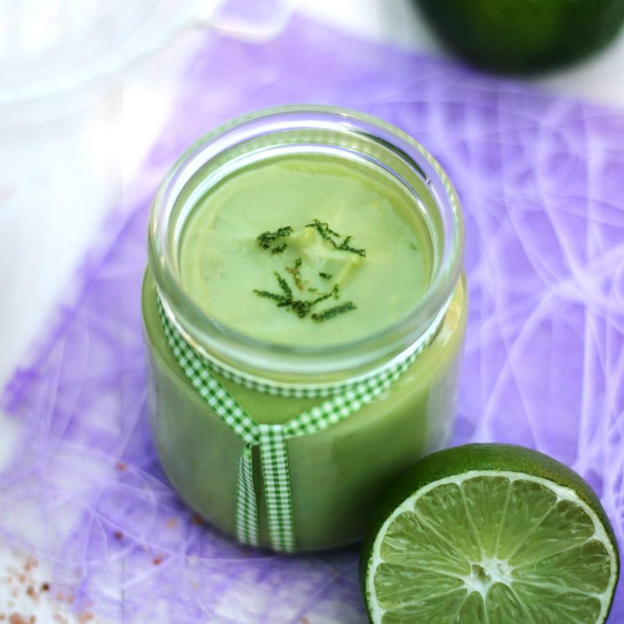 Sauce vitaminée citron